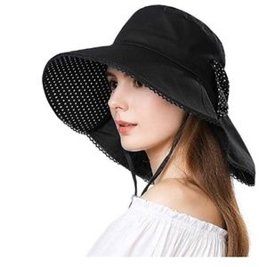 UV Protection Sun Hats Packable Summer Hat Women